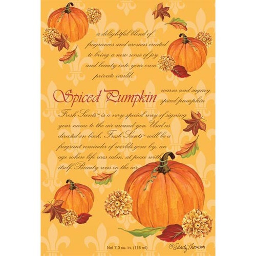 Willowbrook Fresh Scents Scented Sachet - Spiced Pumpkin