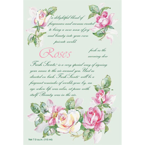 Willowbrook Fresh Scents Scented Sachet - Roses