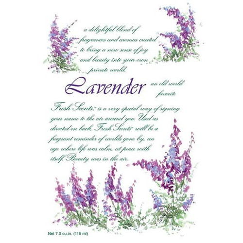 Willowbrook Fresh Scents Scented Sachet - Lavender
