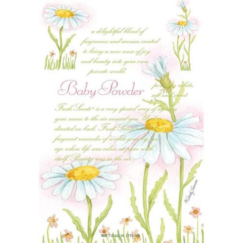 Willowbrook Fresh Scents Scented Sachet - Baby Powder