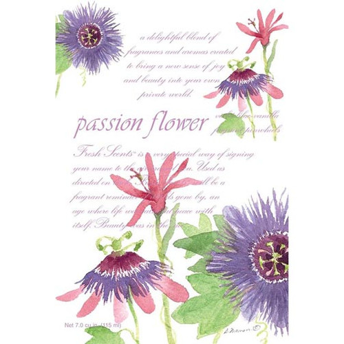 Willowbrook Fresh Scents Scented Sachet - Passion Flower