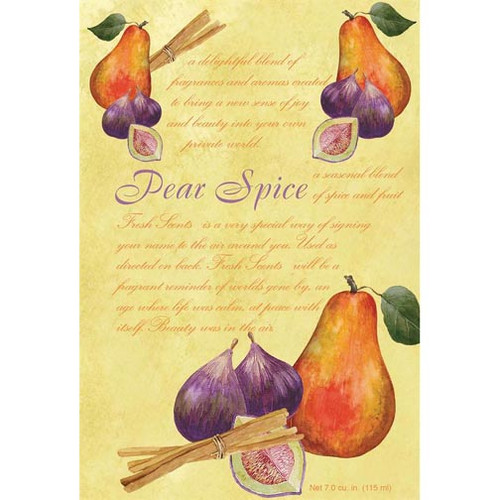 Willowbrook Fresh Scents Scented Sachet - Pear Spice