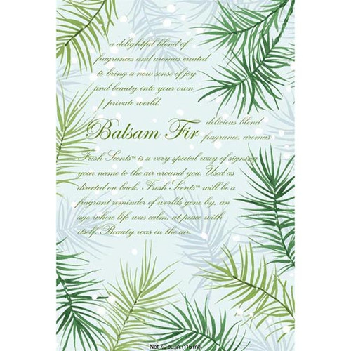 Willowbrook Fresh Scents Scented Sachet - Balsam Fir