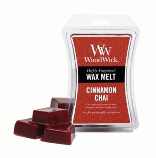 Woodwick Wax Melt 3 Oz. - Cinnamon Chai