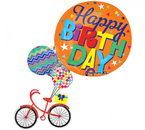 "31"" Happy Birthday Bike 生日單車"