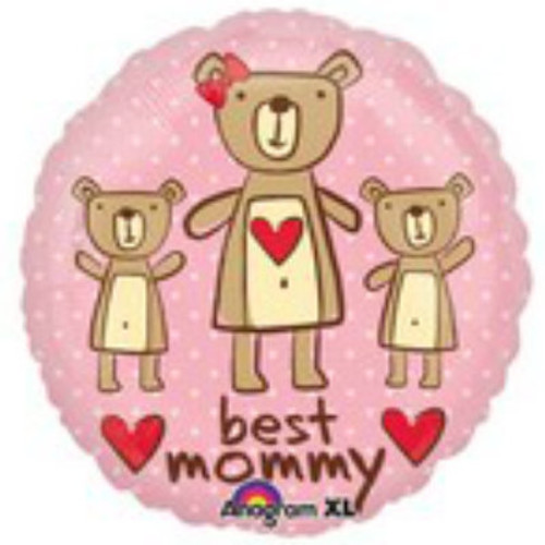 """18"""" Best Mommy 最好的媽媽"""