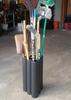 """The Pro"" Hockey Stick Holder Rack Organizer (15-25) Sticks Stickstow"