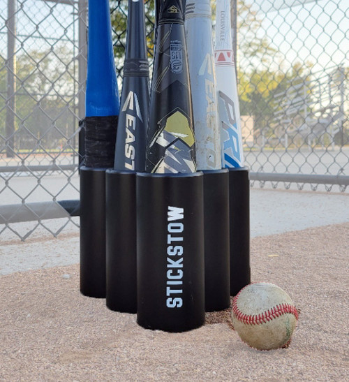 Baseball Bat Storage