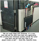 """""""Locker Room"""" Hockey stick holder rack organizer for Facilities (30+) Sticks"""