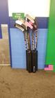 """The Players"" Hockey Stick Holder Rack Organizer (15-20) Sticks"