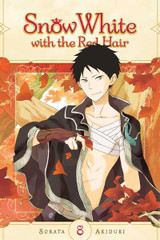 Snow White with the red hair. Volume 8 (Graphic ed) [BOOK] [Paperback]