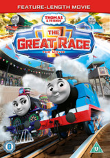 Thomas & Friends: The Great Race - The Movie (2016) (Normal) [DVD] [DVD / Normal]