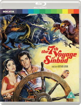 The 7th Voyage of Sinbad (1958) (Normal) [Blu-ray] [Blu-ray / Normal]