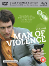 Man of Violence (1971) (with Blu-ray - Double Play) [DVD] [DVD / with Blu-ray - Double Play]