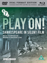 Play On! Shakespeare in Silent Film (with DVD - Double Play) [Blu-ray] [Blu-ray / with DVD - Double Play]