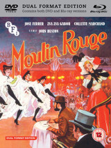 Moulin Rouge (1952) (with DVD - Double Play) [Blu-ray]