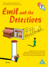 Emil and the Detectives (1931) (Normal) [DVD]