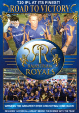 Rajasthan Royals: Road to Victory (Normal) [DVD]