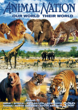 Animal Nation: Our World, Their World (Normal) [DVD]
