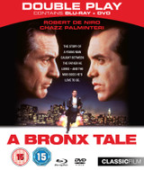 A Bronx Tale (1993) (with DVD (Collector's Edition) - Double Play) [Blu-ray] [Blu-ray / with DVD (Collector's Edition) - Double Play]