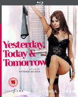 Yesterday, Today and Tomorrow (1963) (Normal) [Blu-ray] [Blu-ray / Normal]