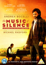 The Music of Silence (2017) (Normal) [DVD]