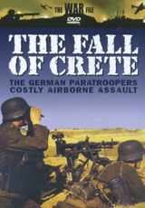 The War File: The Fall of Crete (Normal) [DVD]