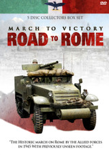 March to Victory: Road to Rome (Normal) [DVD] [DVD / Normal]