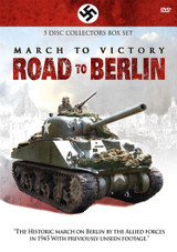 March to Victory: Road to Berlin (Normal) [DVD] [DVD / Normal]