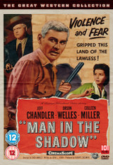 Man in the Shadow (1957) (Normal) [DVD] [DVD / Normal]
