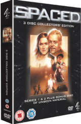 Spaced: The Complete First and Second Series (Box Set) (2001) (Collector's Edition) [DVD] [DVD / Collector's Edition]