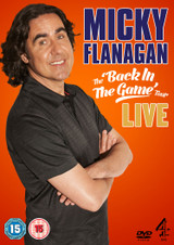 Micky Flanagan: Back in the Game - Live (2013) (Normal) [DVD] [DVD / Normal]
