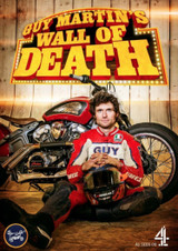 Guy Martin's Wall of Death (2016) (Normal) [Blu-ray]