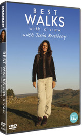 Best Walks With a View With Julia Bradbury (2016) (Normal) [DVD] [DVD / Normal]