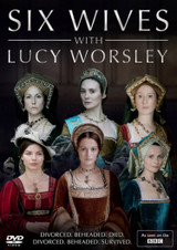 Six Wives With Lucy Worsley (2016) (Normal) [DVD] [DVD / Normal]