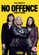 No Offence: Series 3 (2018) (Normal) [DVD] [DVD / Normal]