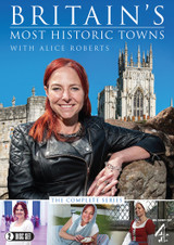 Britain's Most Historic Towns (2018) (Normal) [DVD] [DVD / Normal]