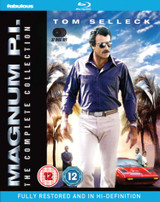 Magnum P.I.: The Complete Collection (1988) (Box Set) [Blu-ray]
