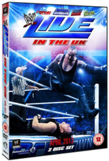 WWE: Live in the UK - April 2013 (2013) (Normal) [DVD] [DVD / Normal]