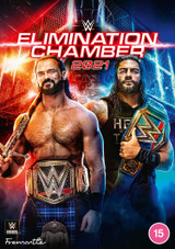 WWE: Elimination Chamber 2021 (2021) (Normal) [DVD] [DVD / Normal]