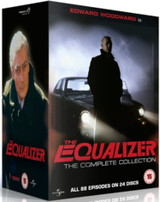 The Equalizer: The Complete Series (1989) (Box Set) [DVD] [DVD / Box Set]