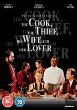 The Cook, the Thief, His Wife and Her Lover (1989) (Normal) [DVD] [DVD / Normal]
