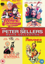 The Peter Sellers Collection (1979) (Box Set) [DVD] [DVD / Box Set]