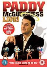 Paddy McGuinness: Live (2006) (Normal) [DVD]