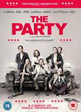 The Party (2017) (Normal) [DVD]