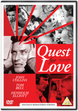 Quest for Love (1971) (Normal) [DVD] [DVD / Normal]