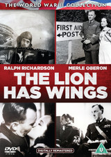The Lion Has Wings (1939) (Remastered) [DVD] [DVD / Remastered]