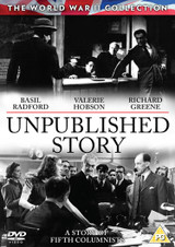 Unpublished Story (1942) (Normal) [DVD] [DVD / Normal]
