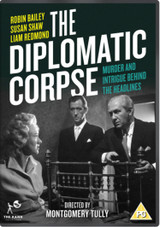 The Diplomatic Corpse (1958) (Normal) [DVD] [DVD / Normal]