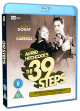 The 39 Steps: Special Edition (1935) (Normal) [Blu-ray]